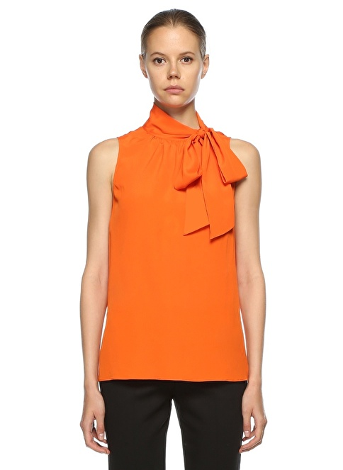 Boutique Moschino Bluz Oranj